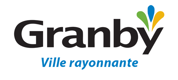 Logo de la ville de Granby ville rayonnante